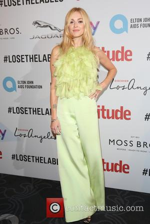 Fearne Cotton on the red carpet at the 2016 Attitude Awards, London, United Kingdom - Monday 10th October 2016