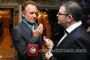 Sting and Gordon Sumner