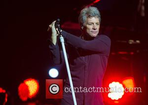 Jon Bon Jovi Performed For Hillary Clinton's Running Mate In Florida