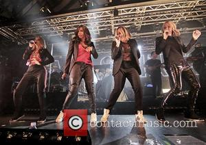 All Saints, Melanie Blatt, Shaznay Lewis, Nicole Appleton and Natalie Appleton