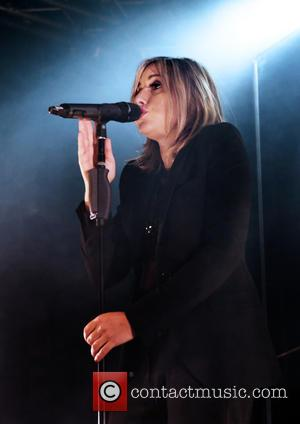 Nicole Appleton and the rest of All Saints Performing On Their 'Red Flag Tour' at Liverpool O2 Academy, United Kingdom...