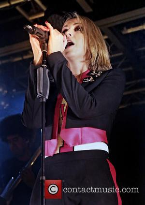 Natalie Appleton and the rest of All Saints Performing On Their 'Red Flag Tour' at Liverpool O2 Academy, United Kingdom...