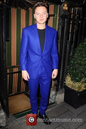 Conor Maynard at Annabel's Club where they launched their new smoking jacket which is a collaboration with designer Casely-Hayford -...
