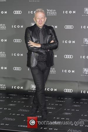 Jean Paul Gaultier attends the ICON awards at the French ambassador's residence - Madrid, Spain - Thursday 13th October 2016