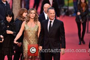 Tom Hanks and his wife Rita Wilson during the 11th Rome Film Festival at the Auditorium Parco della Musica -...
