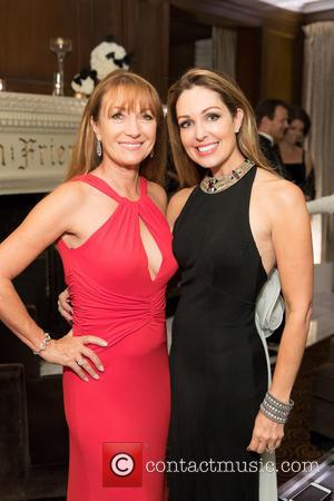 Jane Seymour and Christi Paul