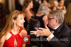 Jane Seymour and Clint Reilly
