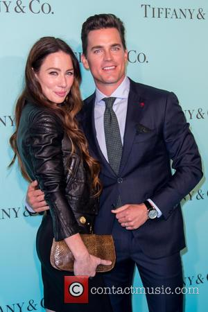 Lynn Collins and Matt Bomer