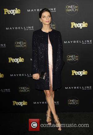 Angela Sarafyan at People's One's To Watch Event which Celebrates Hollywood's Rising and Brightest Starts held at E.P. & L.P....