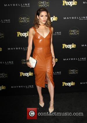 Allison Holker and husband Stephen Boss at People's one's to watch event Celebrating Hollywood's Rising and Brightest Starts held at...