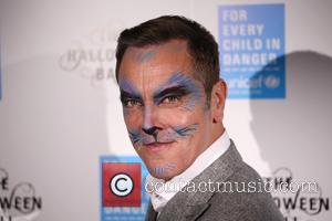 James Nesbitt at The Unicef UK Halloween Ball held at One Embankment, London, United Kingdom - Thursday 13th October 2016