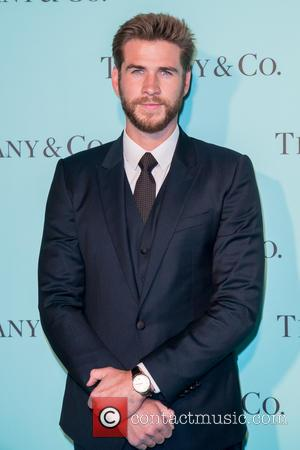 Liam Hemsworth Supports Fiancee Miley At Power Of Women Luncheon