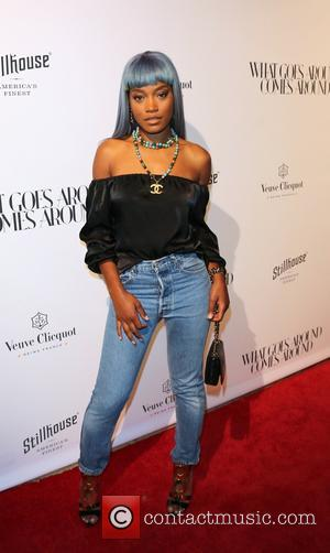 Keke Palmer at the Grand Opening of 'What Goes Around Comes Around' Luxury goods Store in Beverly Hills - Los...