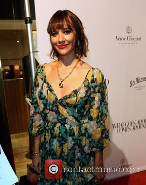 Rashida Jones at the Grand Opening of 'What Goes Around Comes Around' Luxury goods Store in Beverly Hills - Los...