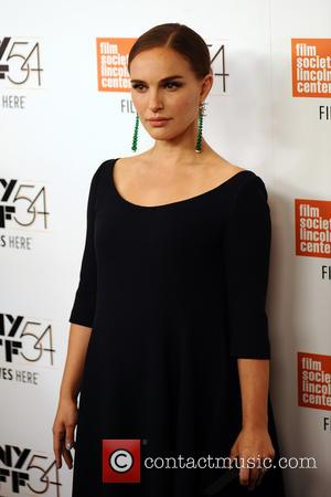 Natalie Portman at the 54th New York Film Festival screening of 'Jackie' held at Alice Tully Hall, Lincoln Center, New...