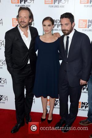 Peter Sarsgaard, Natalie Portman and Noah Oppenheim