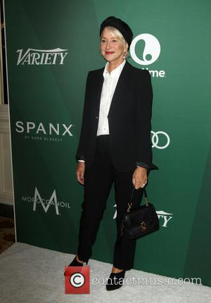 Helen Mirren at Variety's Annual Power of Women Luncheon held at the Beverly Wilshire Hotel, Los Angeles, California, United States...