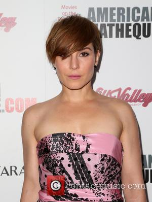 Noomi Rapace seen arriving at the 30th Annual American Cinematheque Awards Gala held at The Beverly Hilton Hotel, Beverly Hills,...