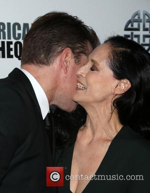 Matt Damon and Sonia Braga