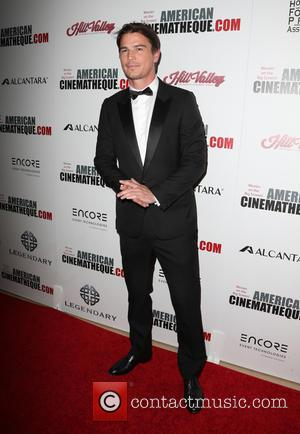 Josh Hartnett seen arriving at the 30th Annual American Cinematheque Awards Gala held at The Beverly Hilton Hotel, Beverly Hills,...