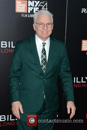 Steve Martin Signs Up For Online Comedy Masterclass