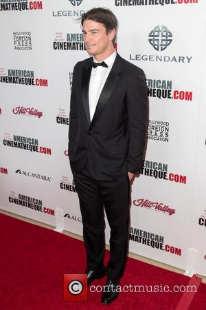 Josh Hartnett at the 30th annual American Cinematheque Awards Gala held at The Beverly Hilton Hotel, Los Angeles, California, United...