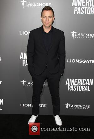 Ewan McGregor at a Special Screening of Lionsgate's new movie 'American Pastoral' - held at Samuel Goldwyn Theater, Beverly Hills,...
