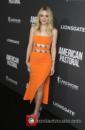 Dakota Fanning posing alone and with Jennifer Connelly, Ewan McGregor, Uzo Aduba and Valorie Curry at a Special Screening of...