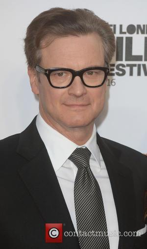 Colin Firth at the BFI London Film Festival premiere screening of 'Nocturnal Animals' held at the Odeon Leicester Square, London,...