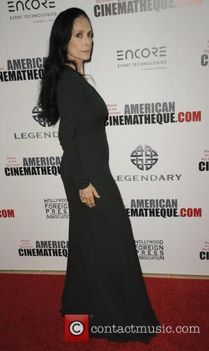 Sonia Braga at the 30th annual American Cinematheque Awards Gala held at The Beverly Hilton Hotel, Los Angeles, California, United...