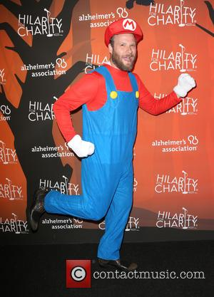 Seth Rogen at the 5th annual 'Hilarity for Charity' Los Angeles Variety Show: Seth Rogen's Halloween at Hollywood Palladium -...