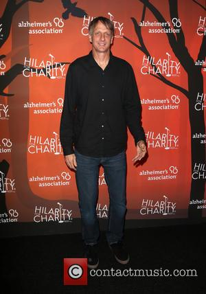 Tony Hawk at the 5th annual 'Hilarity for Charity' Los Angeles Variety Show: Seth Rogen's Halloween at Hollywood Palladium -...