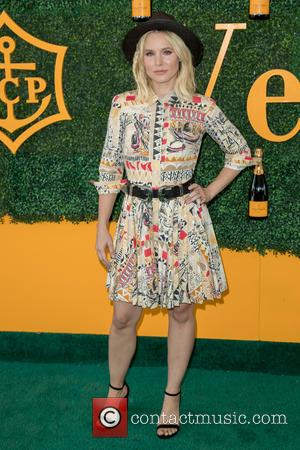 Kristen Bell arrives at the 7th Annual Veuve Clicquot Polo Classic held at Will Rogers State Historic Park, Pacific Palisades,...