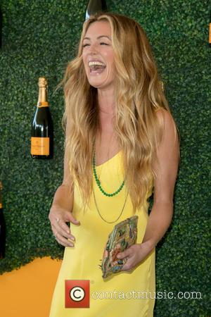 Cat Deeley arrives at the 7th Annual Veuve Clicquot Polo Classic held at Will Rogers State Historic Park, Pacific Palisades,...