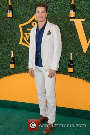 Matt Bomer arrives at the 7th Annual Veuve Clicquot Polo Classic held at Will Rogers State Historic Park, Pacific Palisades,...