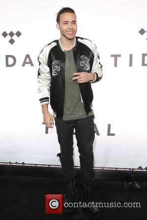 Prince Royce at TIDAL X: 1015 Star-studded benefit concert hosted by TIDAL at the Barclay Center - New York, United...