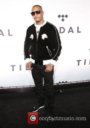T.I. at TIDAL X: 1015 Star-studded benefit concert hosted by TIDAL at the Barclay Center - New York, United States...