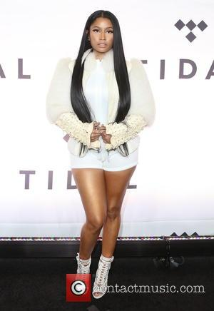 Nicki Minaj Signs To Wilhelmina Models