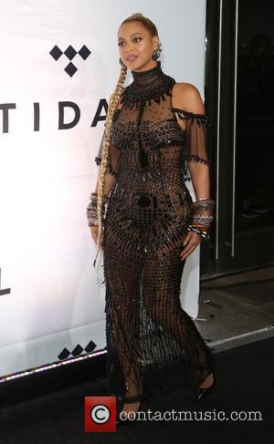 Beyoncé at TIDAL X: 1015 Star-studded benefit concert hosted by TIDAL at the Barclay Center - New York, United States...
