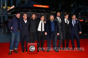 Enzo Cilenti, Michael Smiley, Ben Wheatley, Armie Hammer, Sam Riley, Cillian Murphy, Babou Ceesay, Sharlto Copley and Jack Reynor