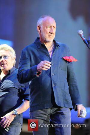 Pete Townshend at Indio
