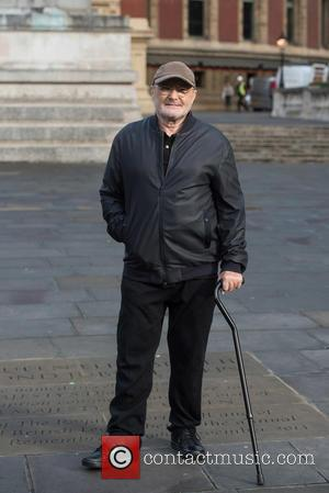 Phil Collins Announces Comeback Tour