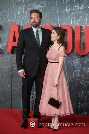Anna Kendrick and Ben Affleck