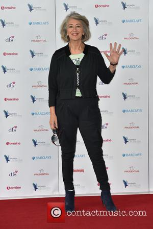 Maureen Lipman at the 2016 Woman of the Year Lunch and Awards held at Intercontinental Hotel, London, United Kingdom -...