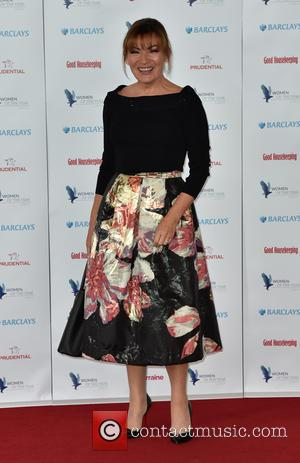 Lorraine Kelly at the 2016 Woman of the Year Lunch and Awards held at Intercontinental Hotel, London, United Kingdom -...