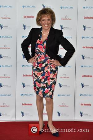 Esther Rantzen at the 2016 Woman of the Year Lunch and Awards held at Intercontinental Hotel, London, United Kingdom -...