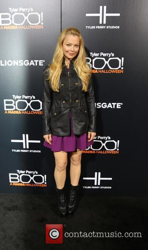 Charlotte Ross attending the premiere of 'Boo! A Madea Halloween' at the ArcLight Cinerama Dome in Hollywood, California, United States...