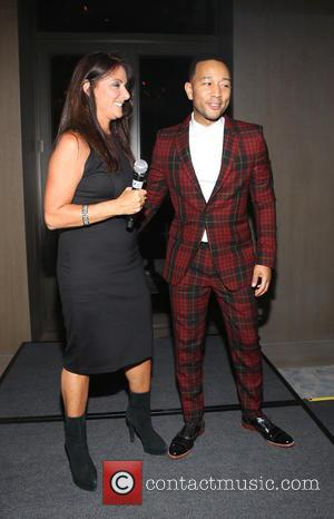 John Legend and Lynn Scotti Kassar