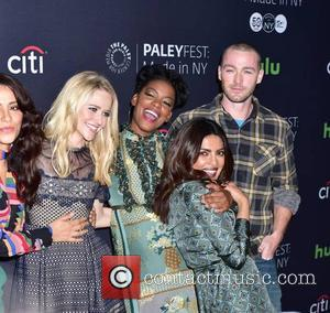 Johanna Braddey, Aunjanue Ellis, Priyanka Chopra and Jake Mclaughlin