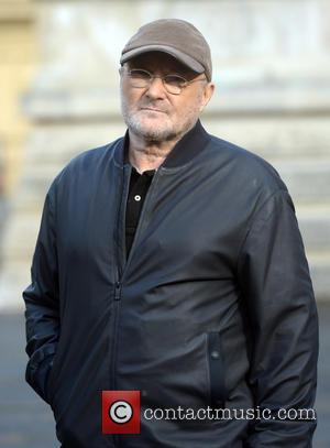 Phil Collins: 'I'm Relieved I'm Not An Alcoholic'